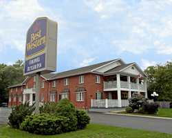 Best Western Colonel Butler Inn Niagara on the Lake